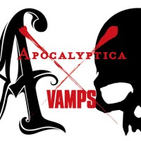"Simultanous worldwide release of VAMPS and APOCALYPTICA's collaborative single, ""SIN IN JUSTICE"""
