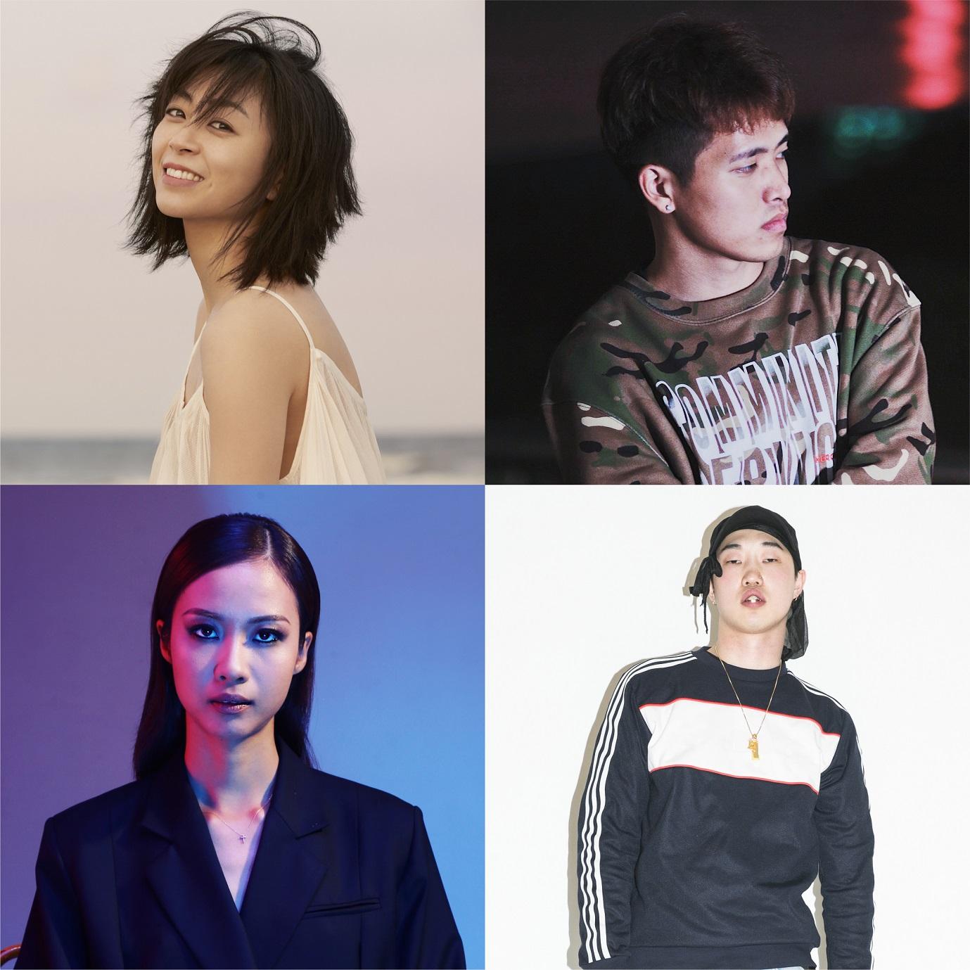 宇多田光 由3位新銳亞洲饒舌歌手客串的數位下載單曲 『Too Proud featuring XZT, Suboi, EK (L1 Remix)』