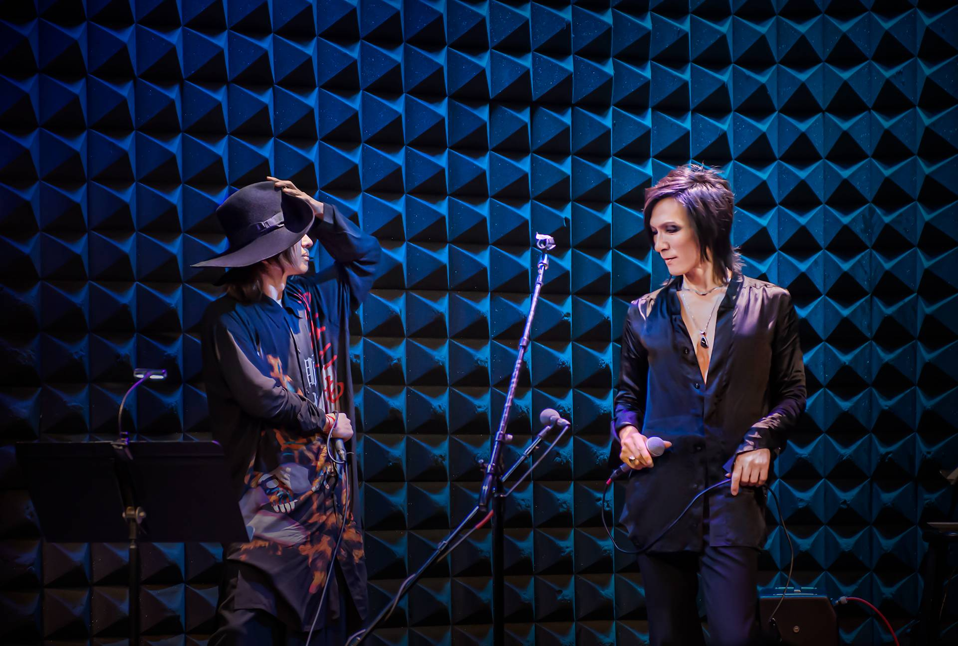 """MORRIE's Solitude & KIYOHARU's Elegy"" at Joe's Pub, New York City"