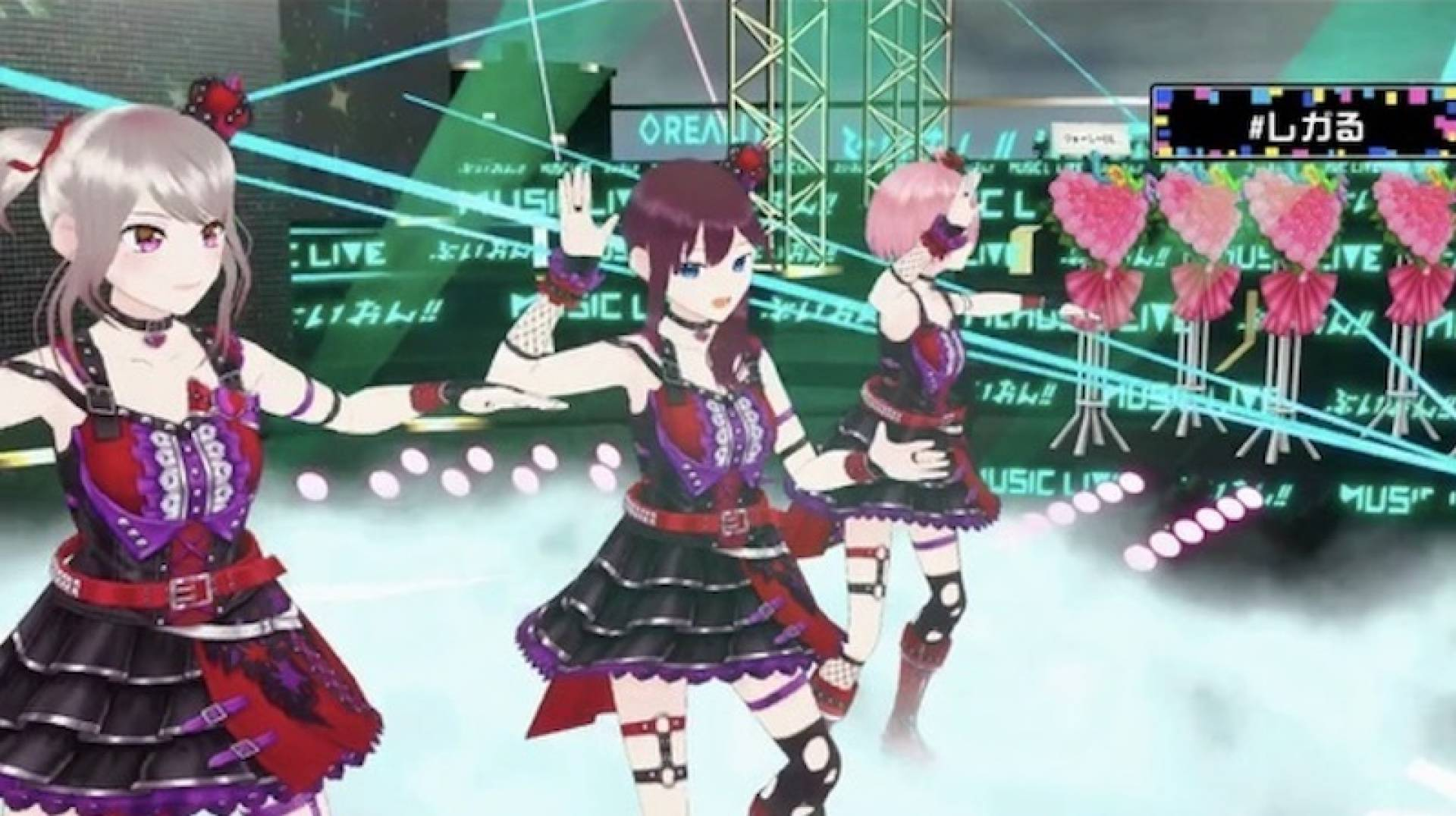 REGALILIA, a new virtual metal idol unit from Palette Project, just made its official debut on June 27th.