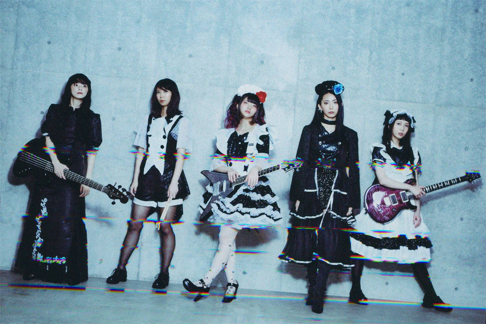 Hard rock band BAND-MAID will release a new live DVD and Blu-ray on May 26th!