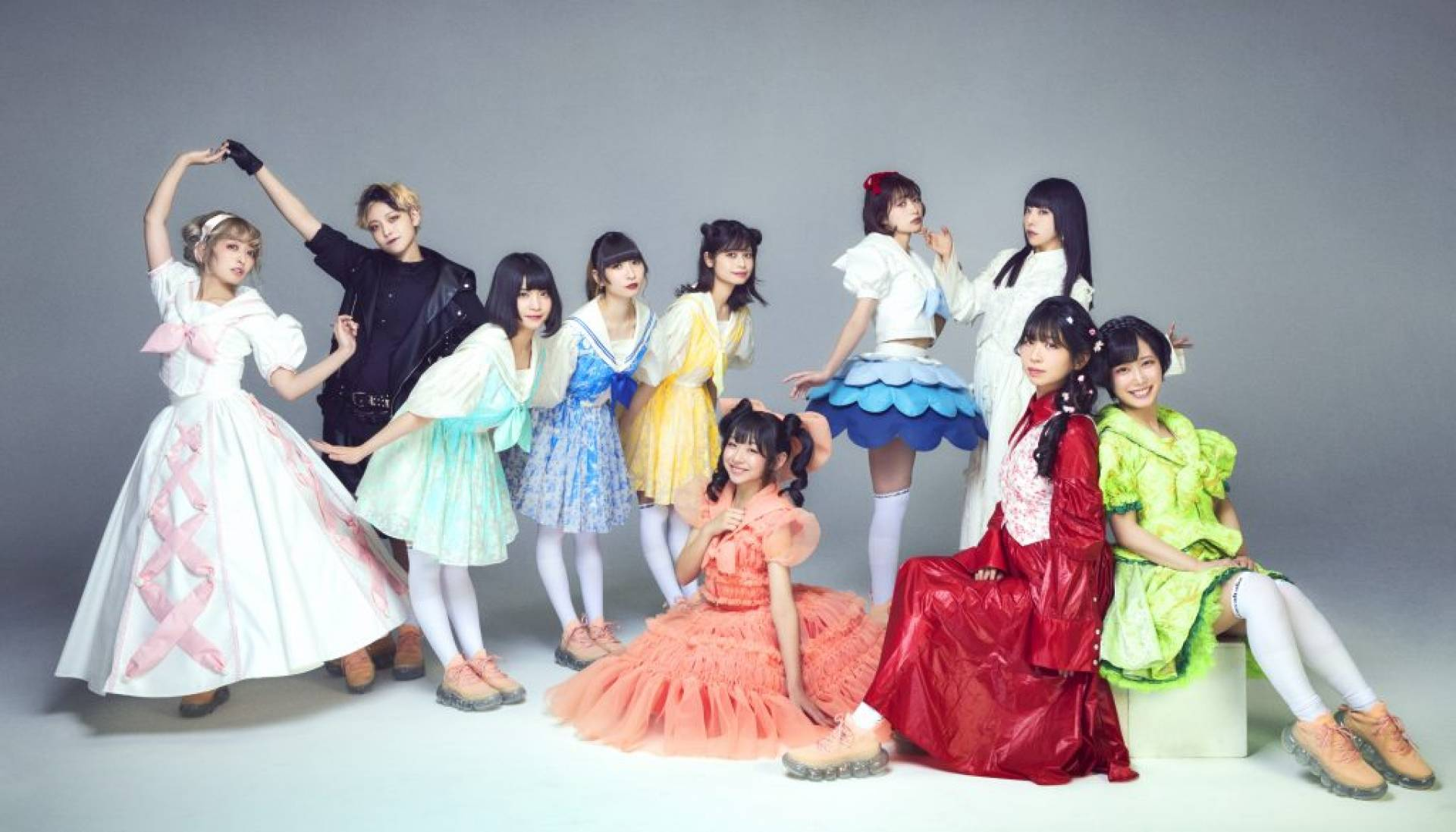 Dempagumi.inc put on a show full of emotion and surprises to celebrate Naruse Eimi's graduation.