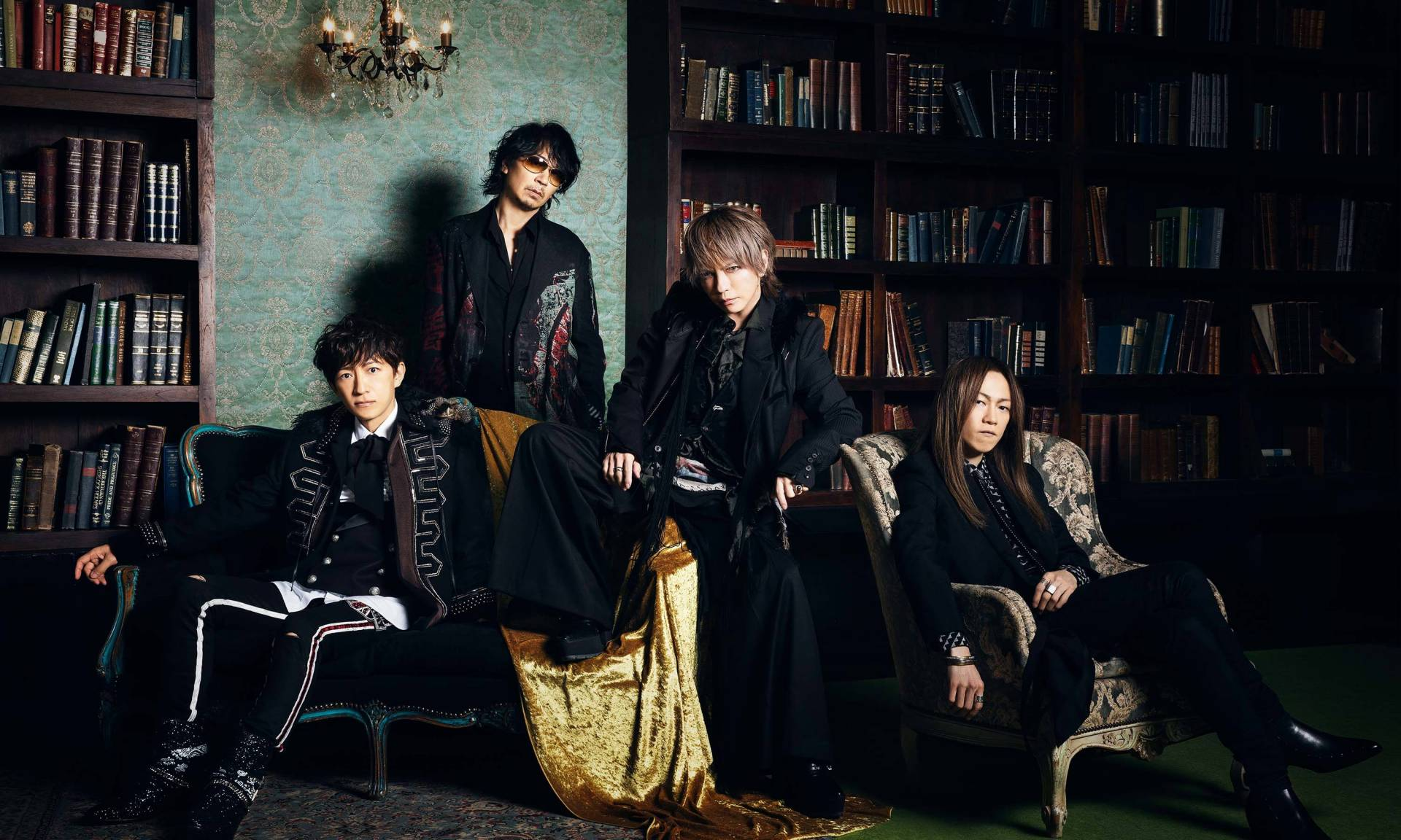 L'Arc~en~Ciel's first new song in four and a half years will hit digital platforms on May 31st!!