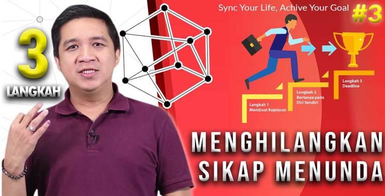 Sync Planner // 3 Langkah Menghilangkan Sikap Menunda