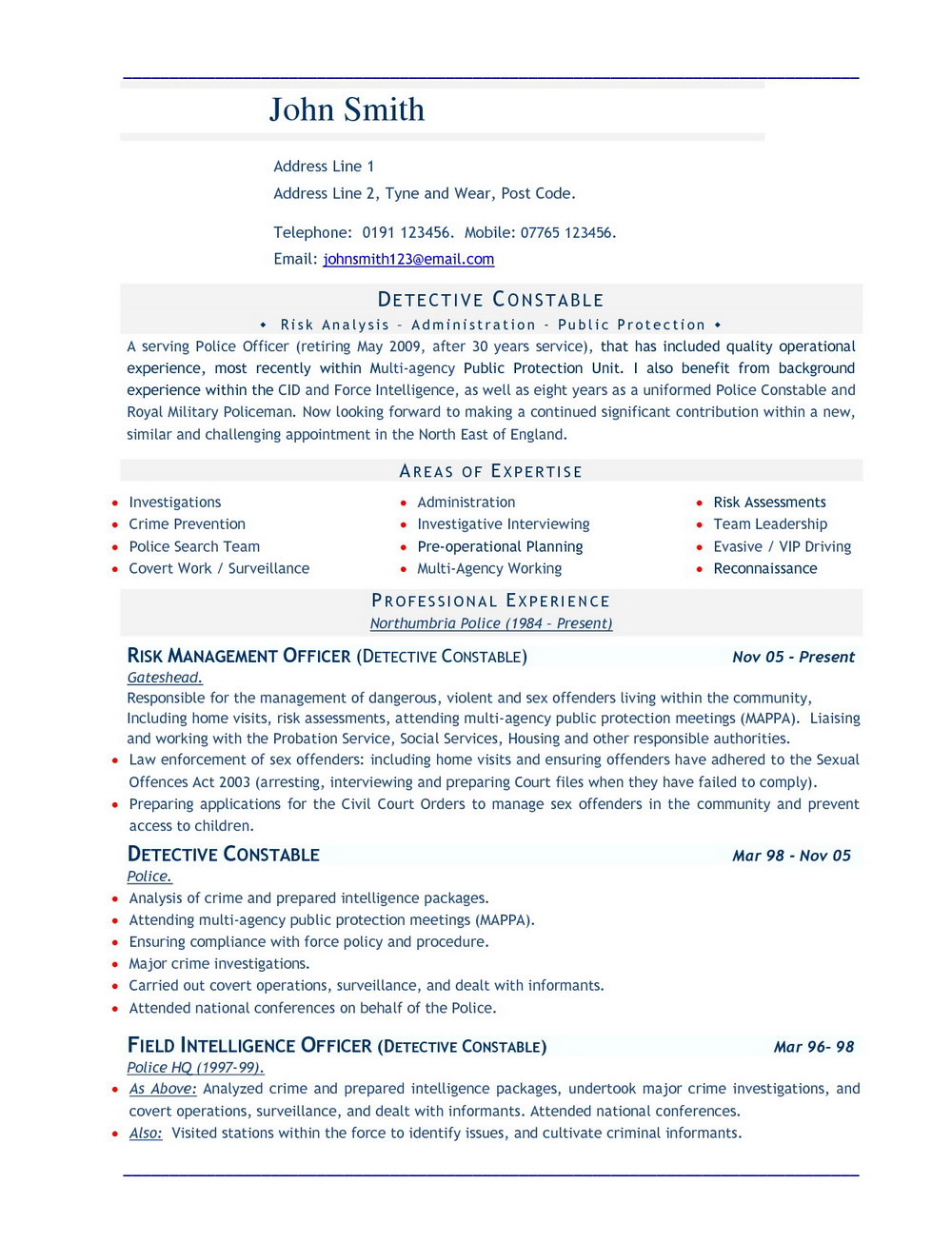 Free Download Resume Templates For Microsoft Word