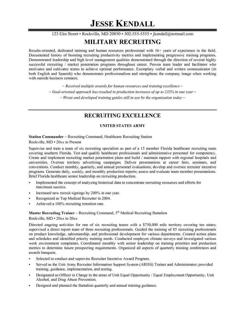 Free Resume Databases For Employers