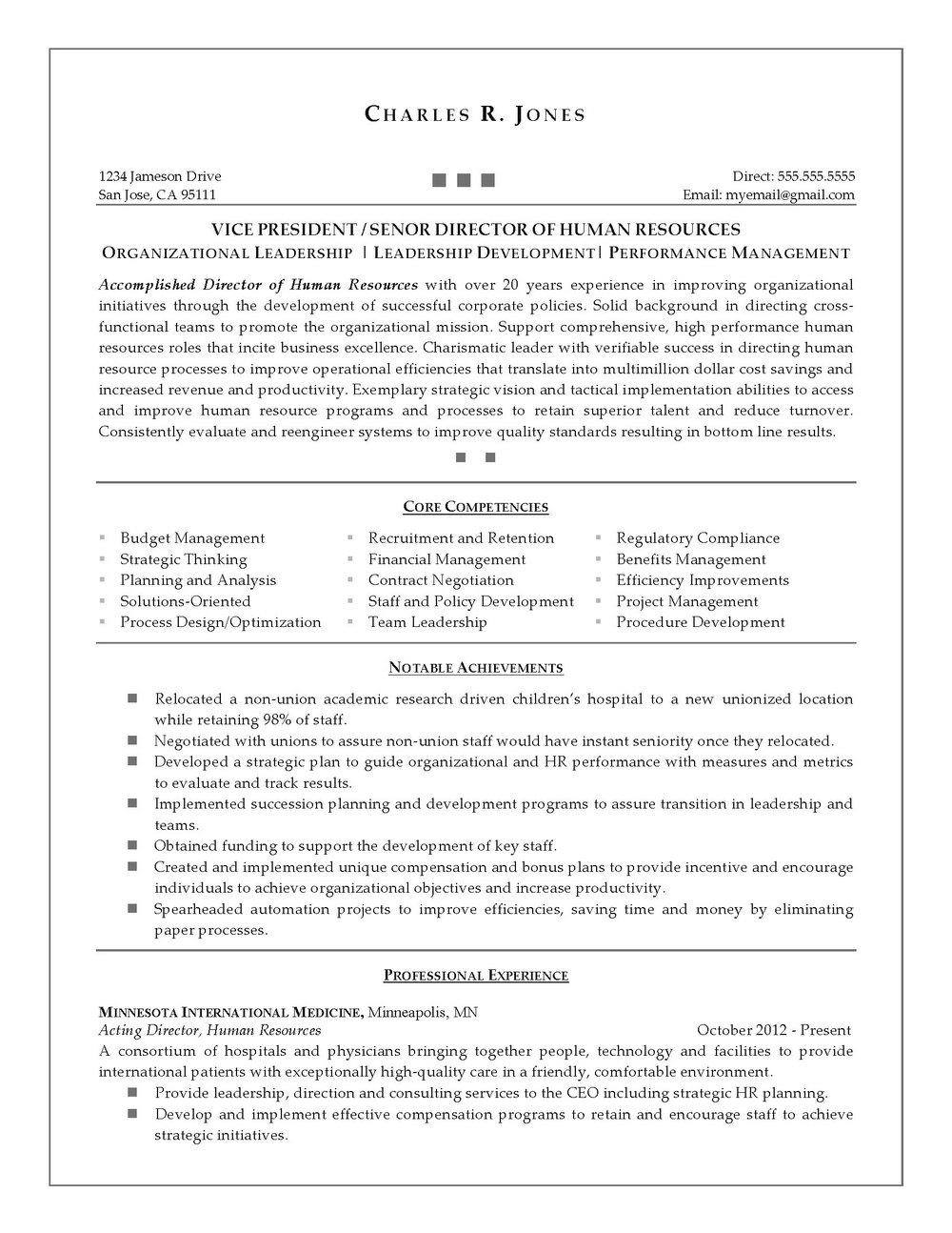 Professional Resume Writer Certification
