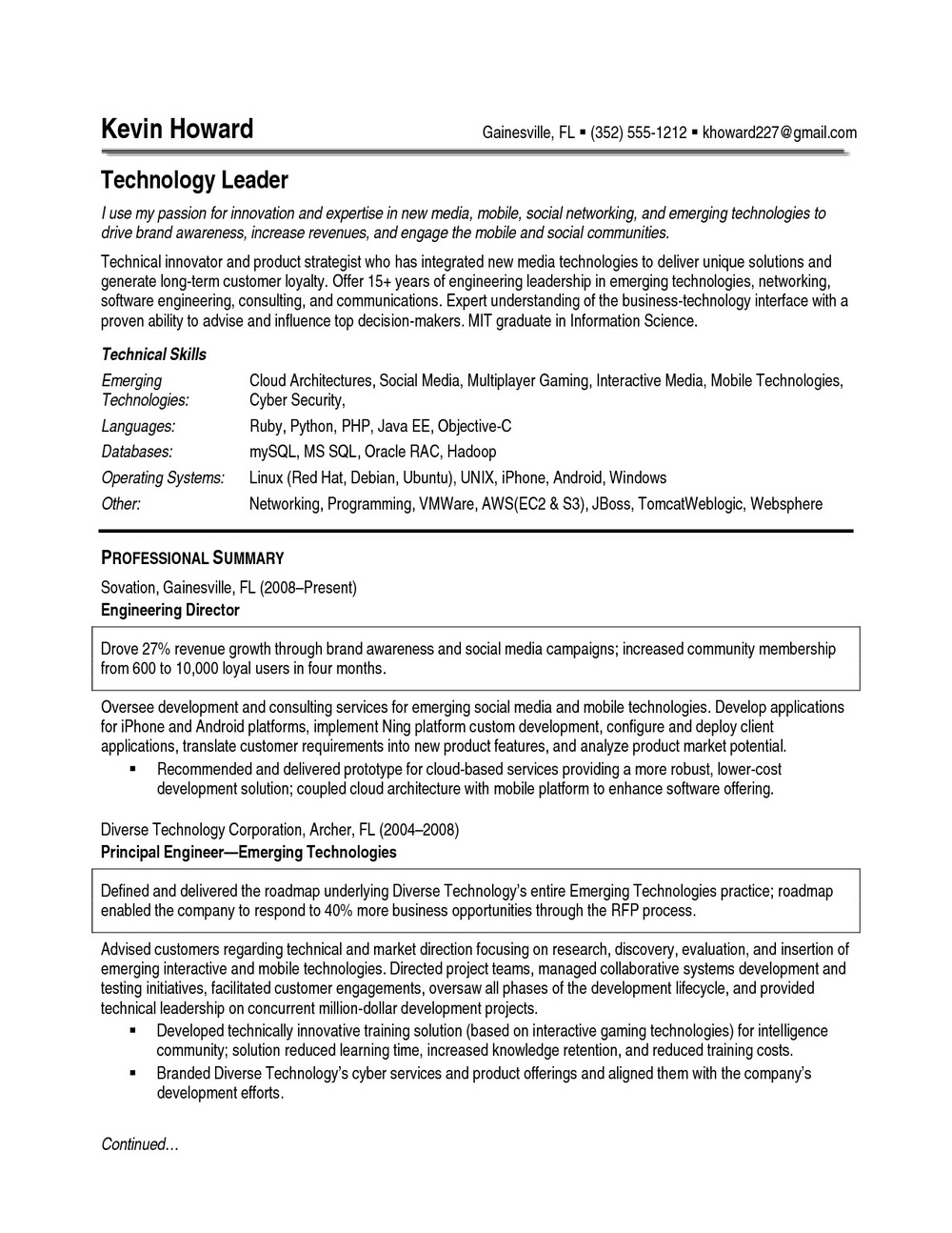 Resume Builder Free Online Download
