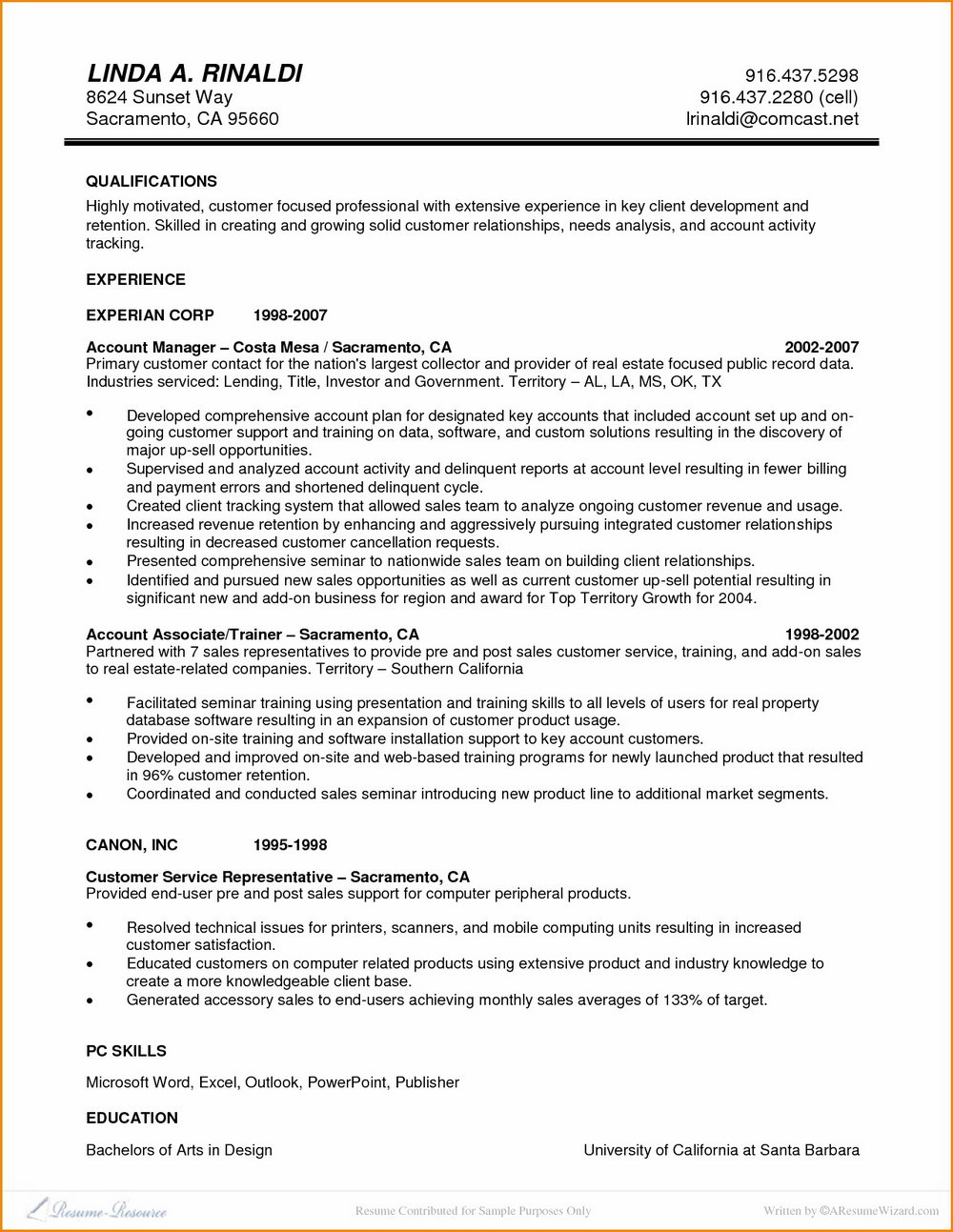 Resume Format Pdf Download Free Job