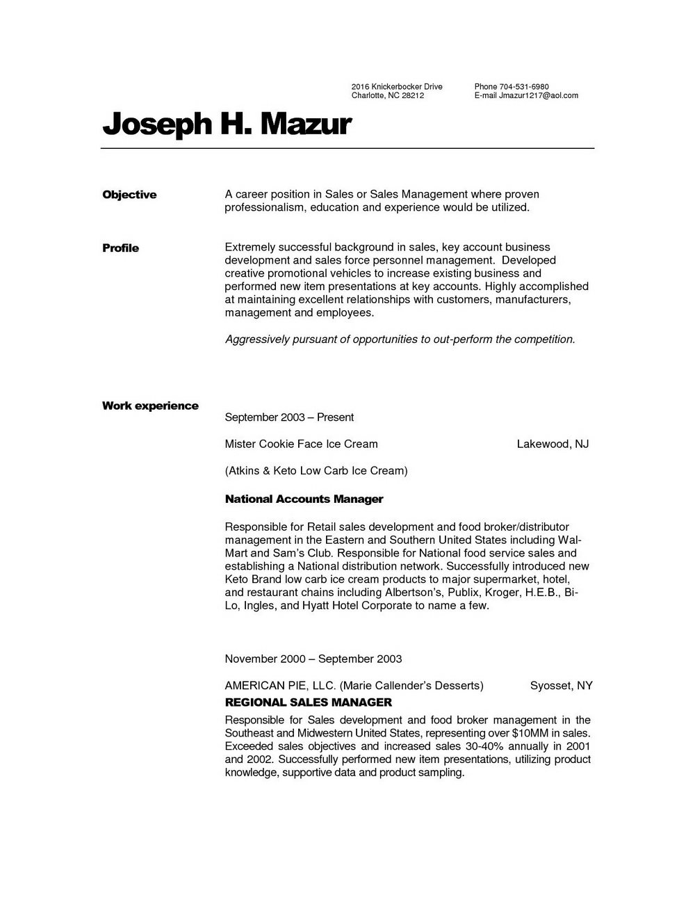 Resume Writing Services Jacksonville Fl