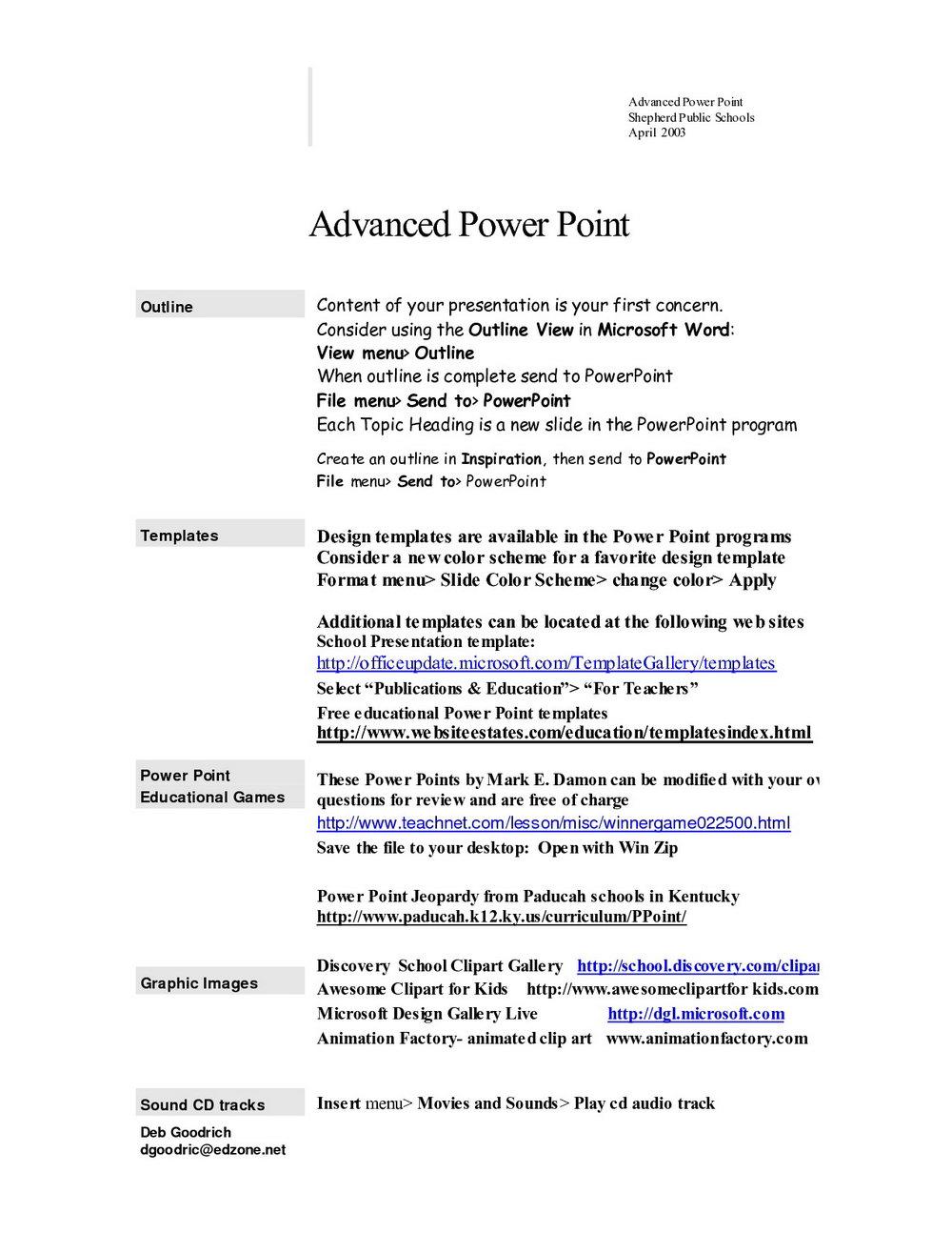 Teacher Resume Format In Word Free Download