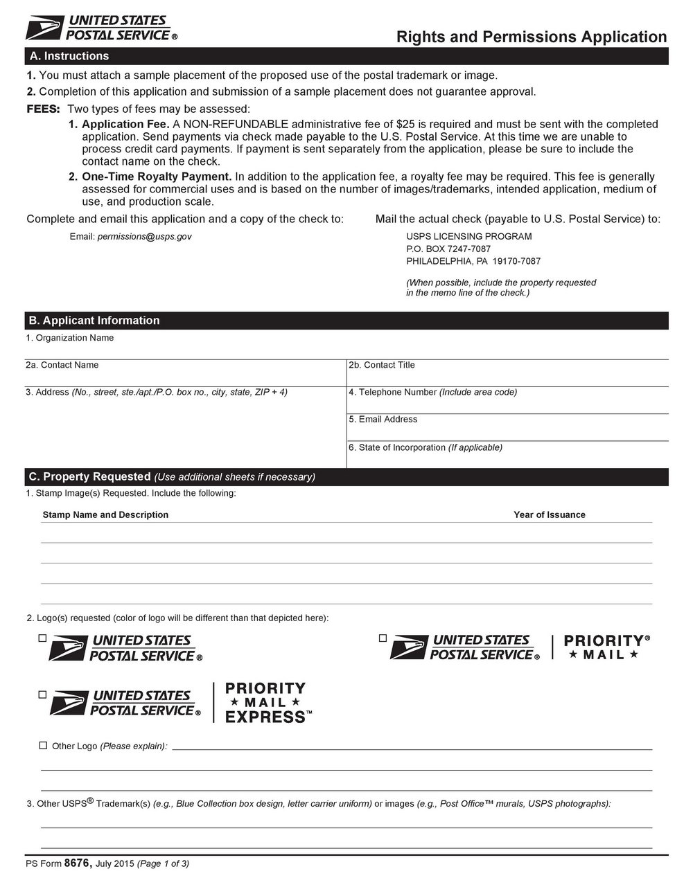 Usps Job Applications