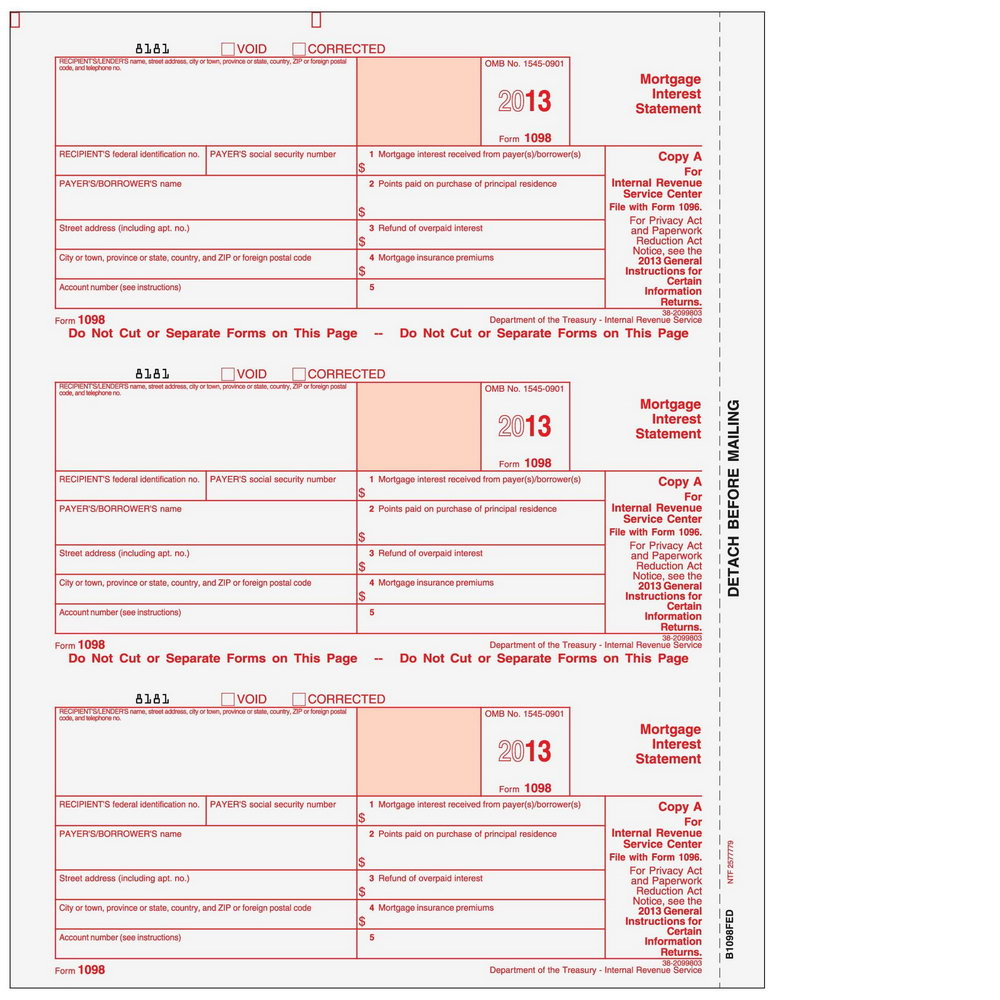 Example 1099 Misc Form
