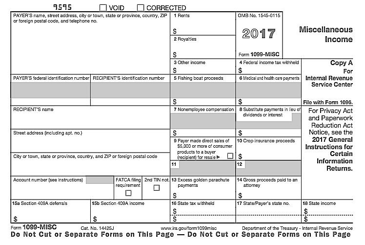 Irs 1099 Forms Order Online