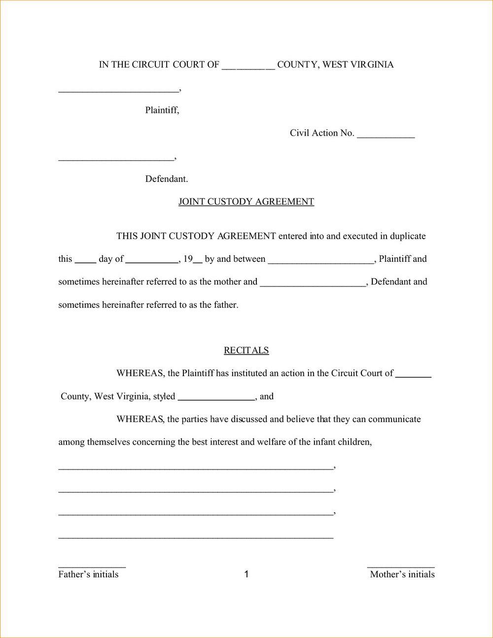 Legal Guardianship Forms Uk