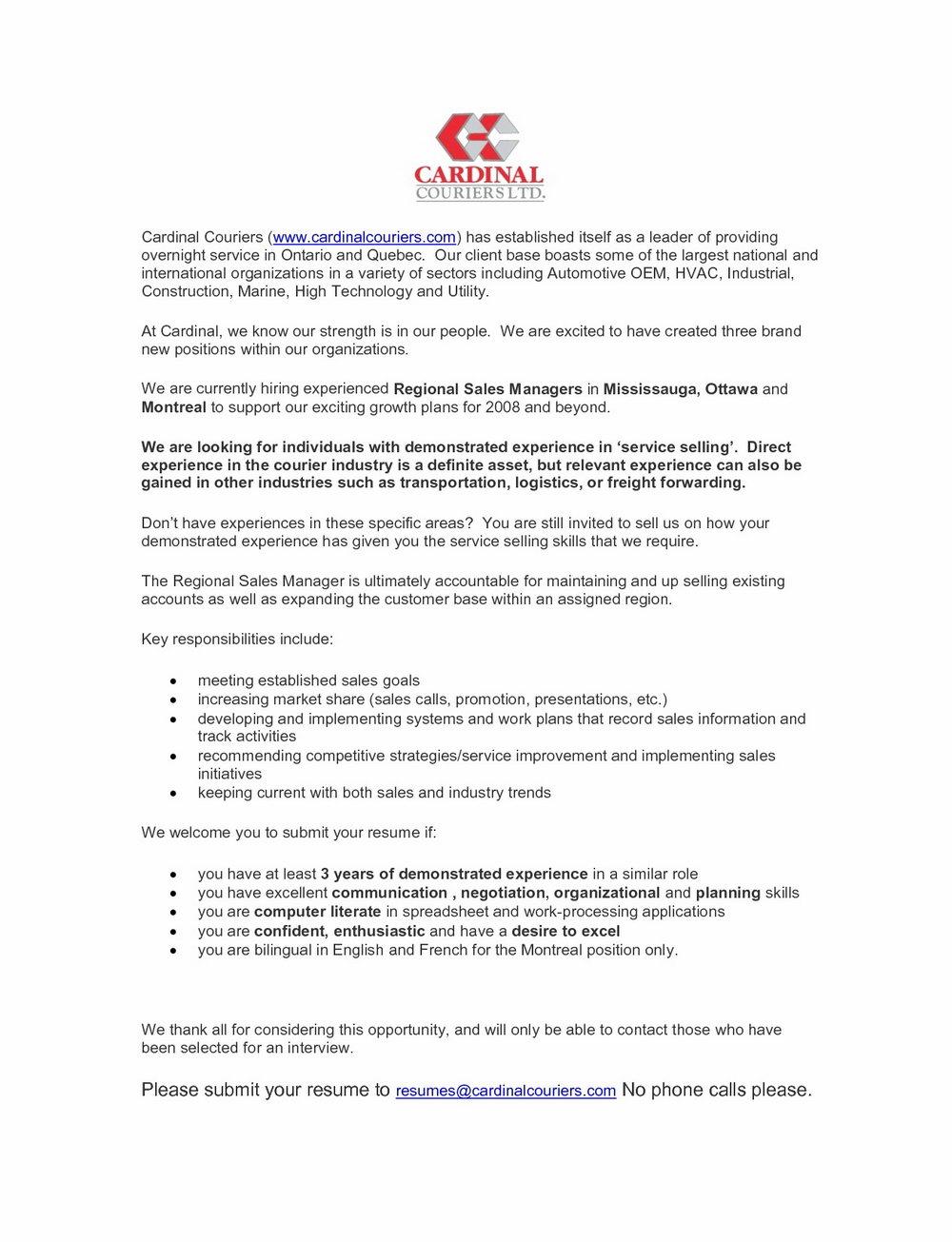 Sample Resume For Hvac Technician