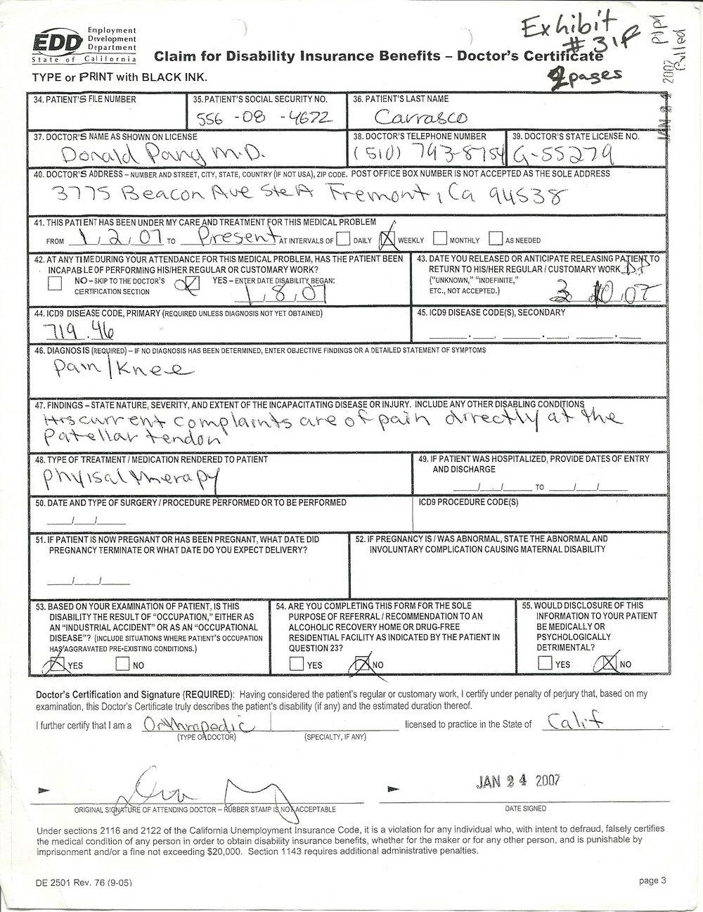 Ssi Application Form Massachusetts