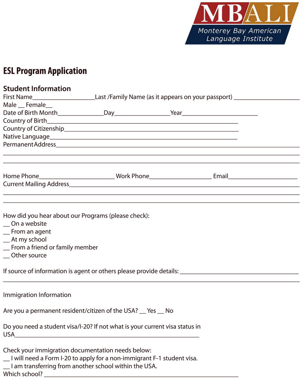 Ssi Disability Application Form