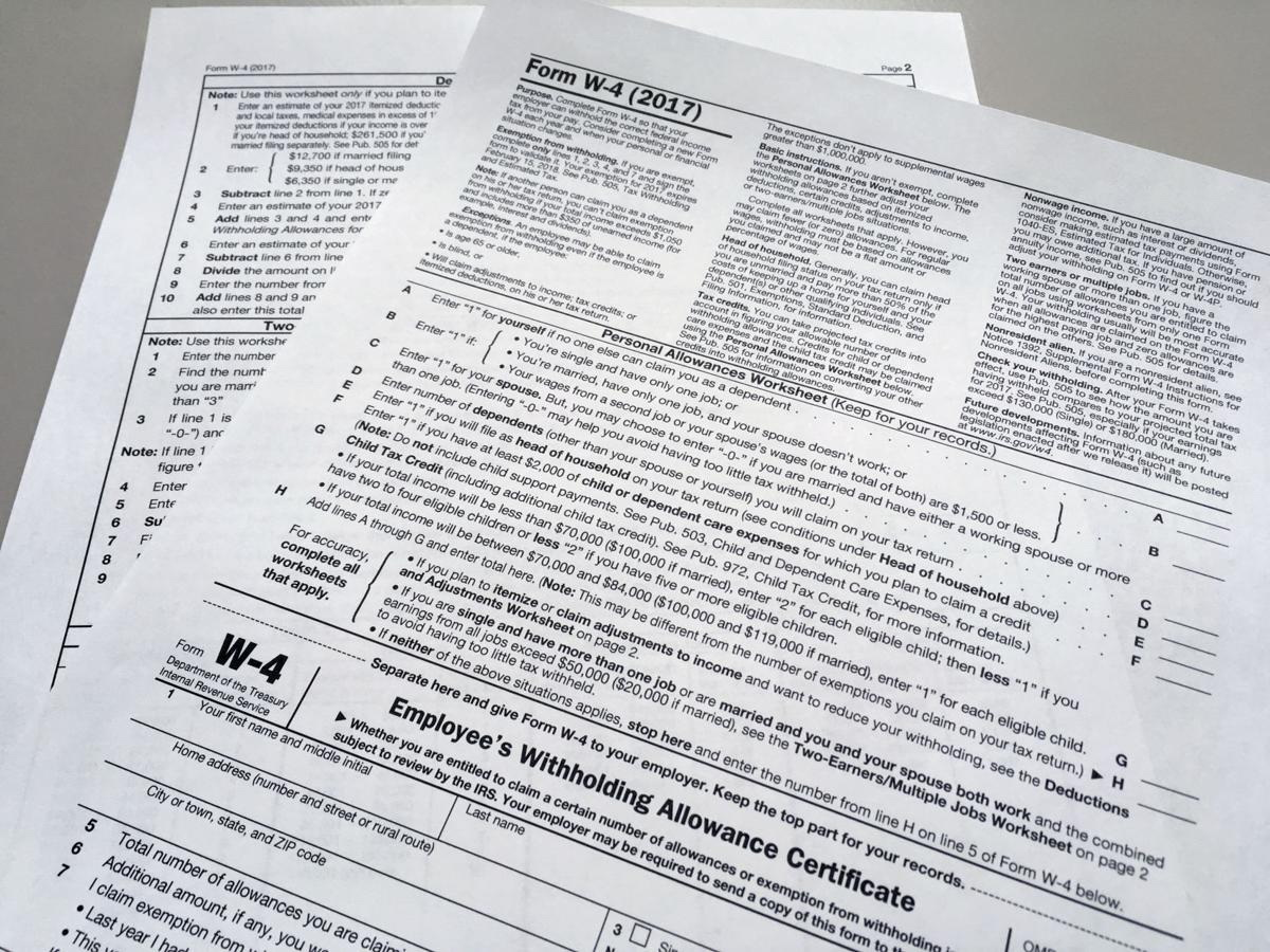 Tax Forms Helper Online 2017