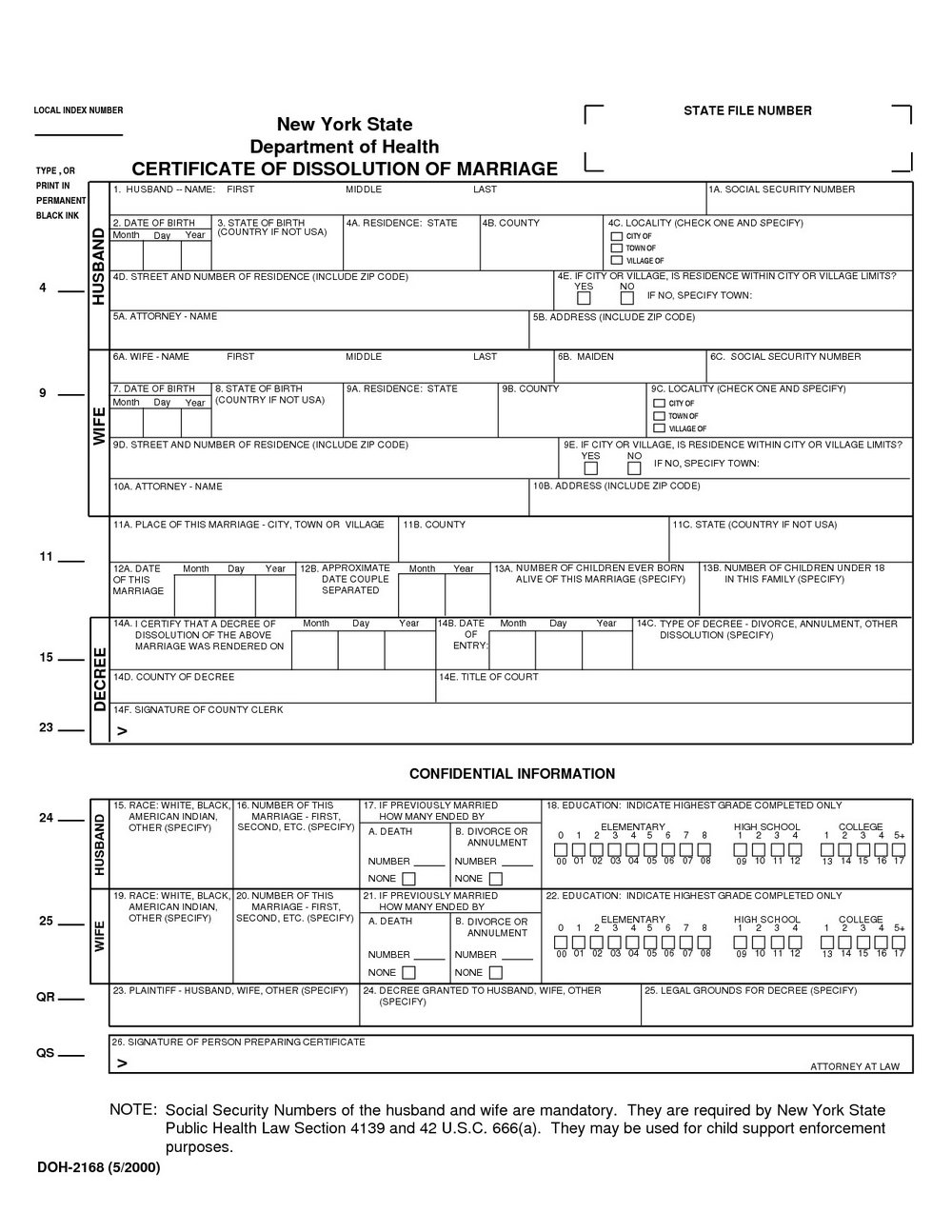 Workmans Comp Exemption Form