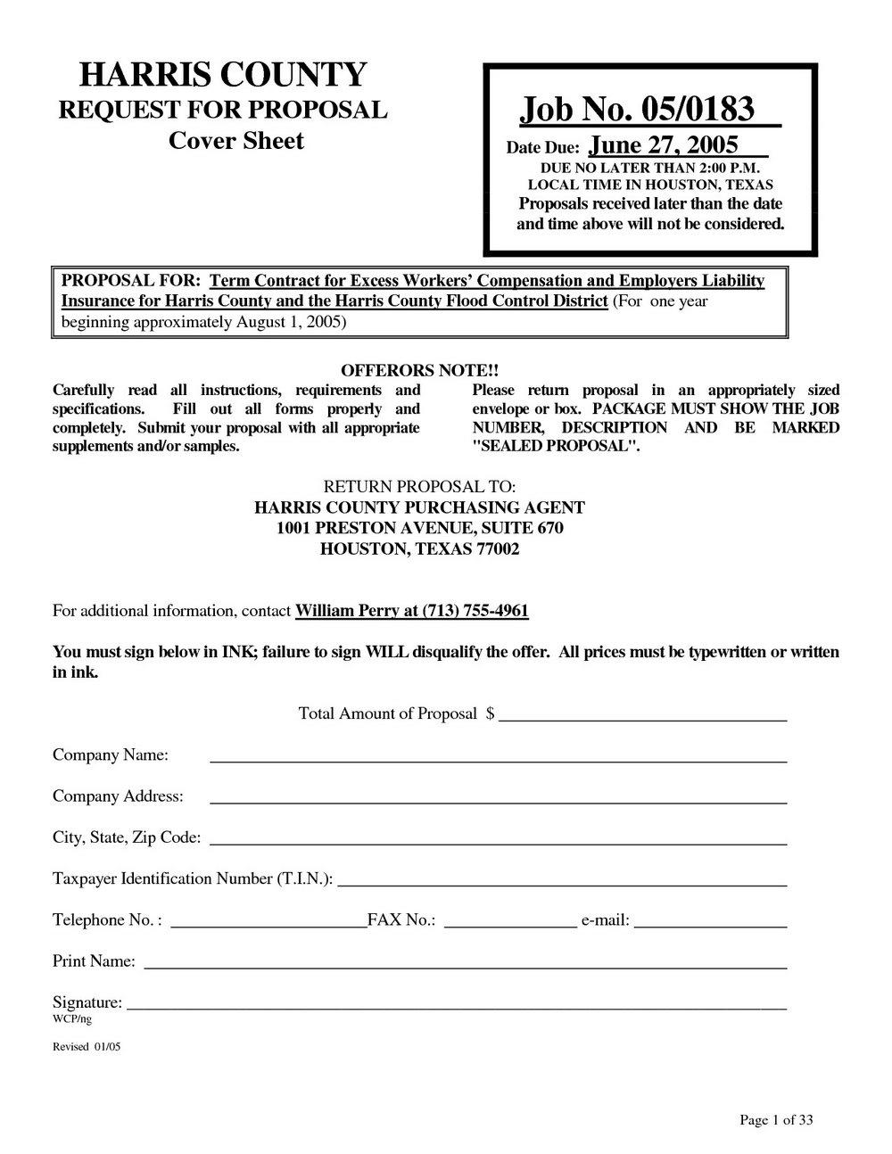 Workers Comp Exempt Form