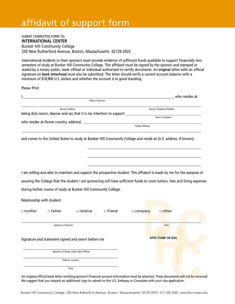 Financial Disclosure Form Divorce Uk
