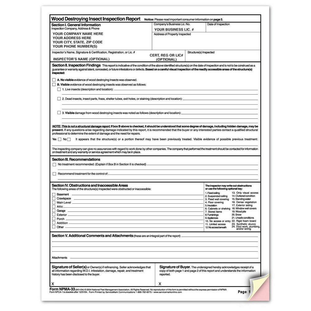 Va Loan Disclosure Form 2379