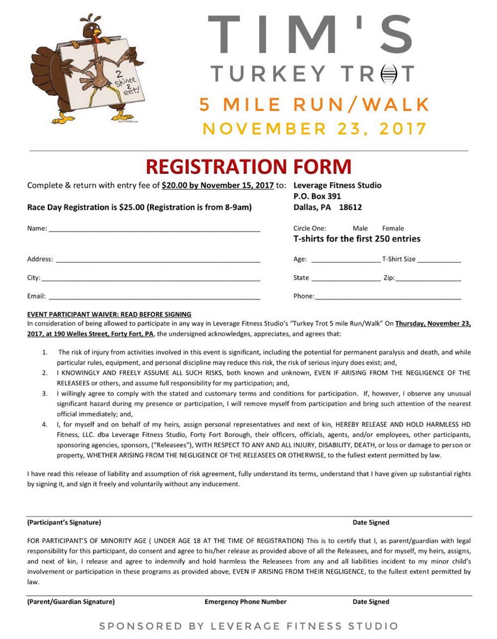 Aarp Registration Form
