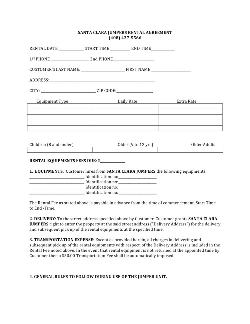 Eviction Forms Michigan