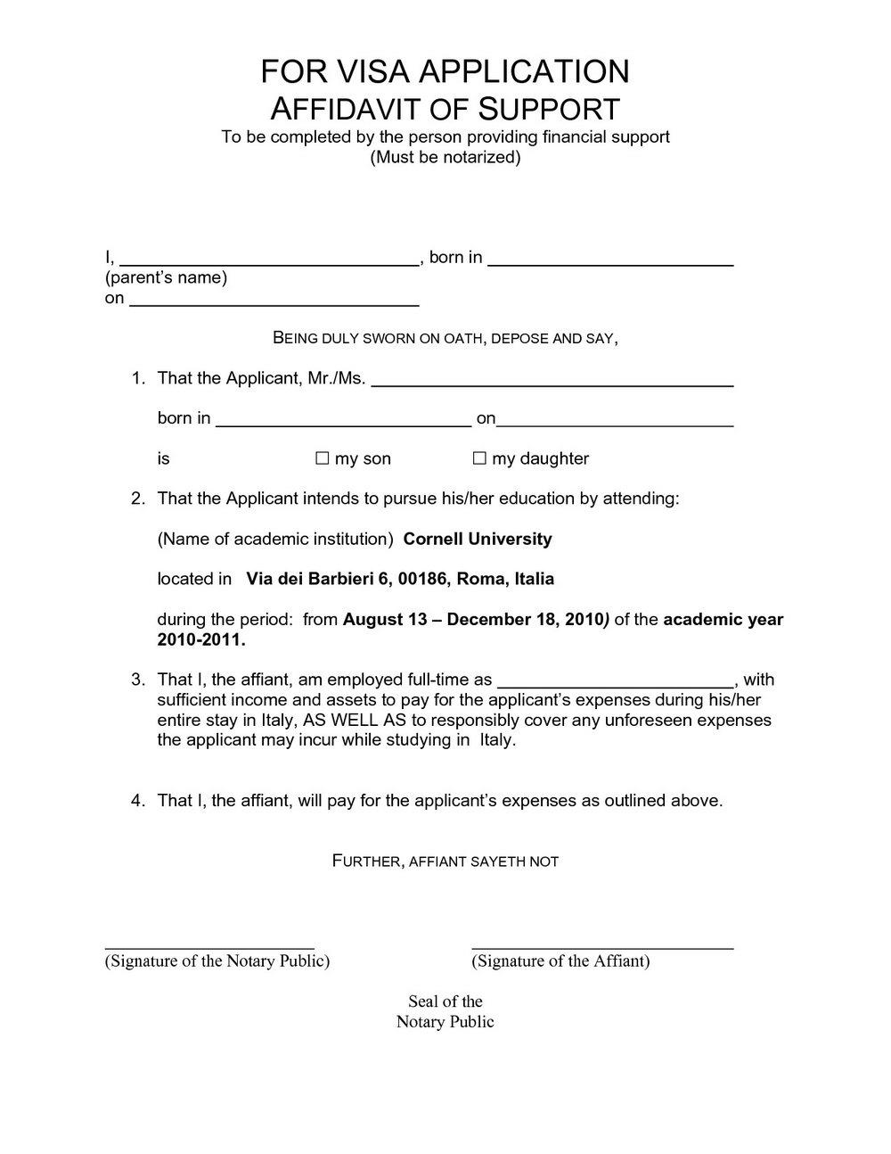 Fiance Visa Application Form Uk