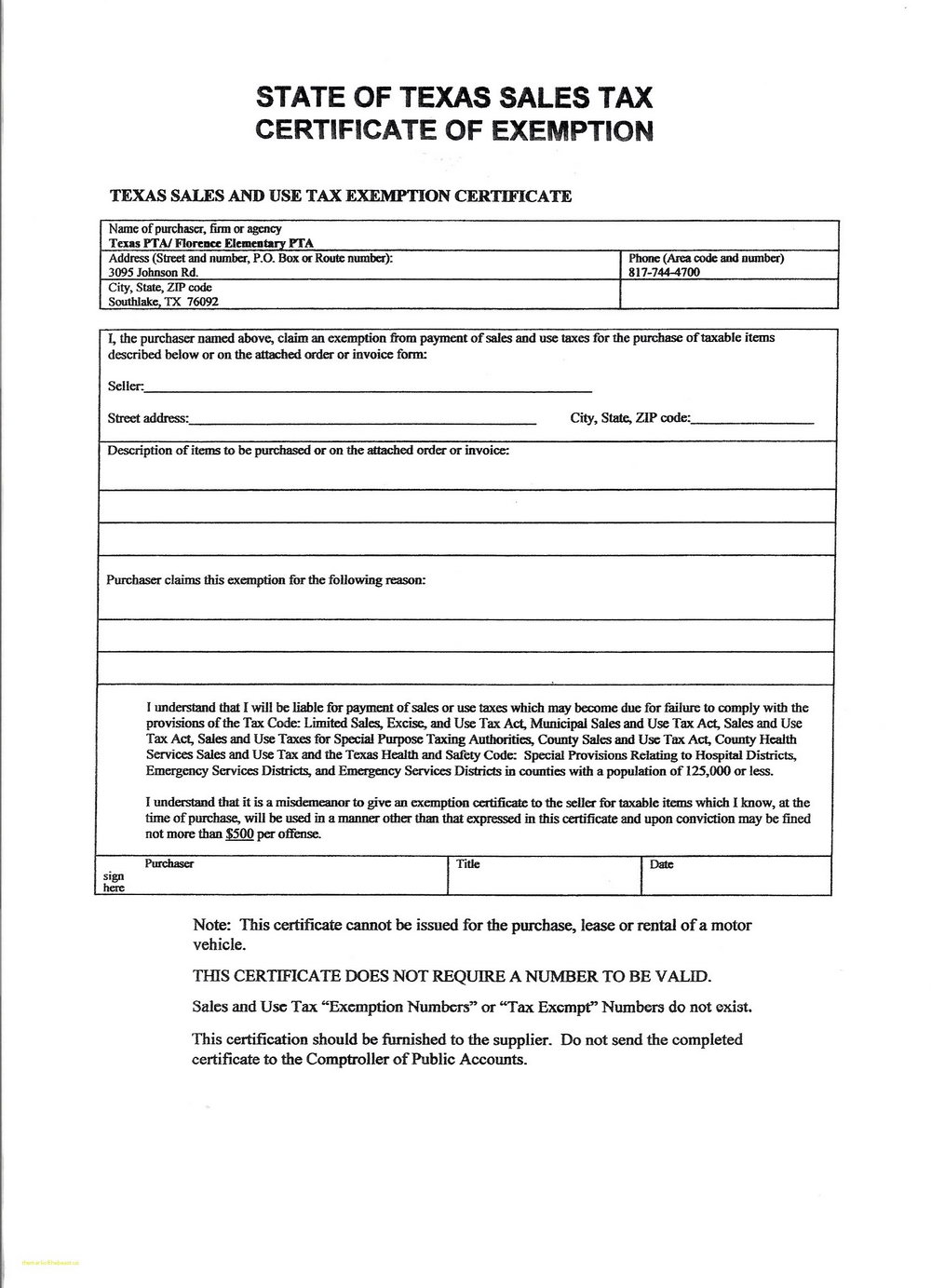 Gsa Application Form 2017