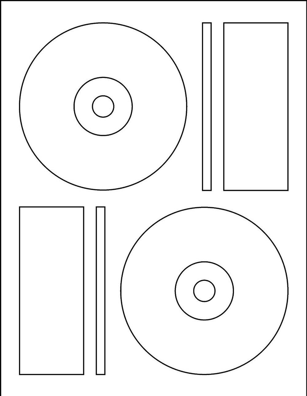 Memorex Cd Label Template Mac