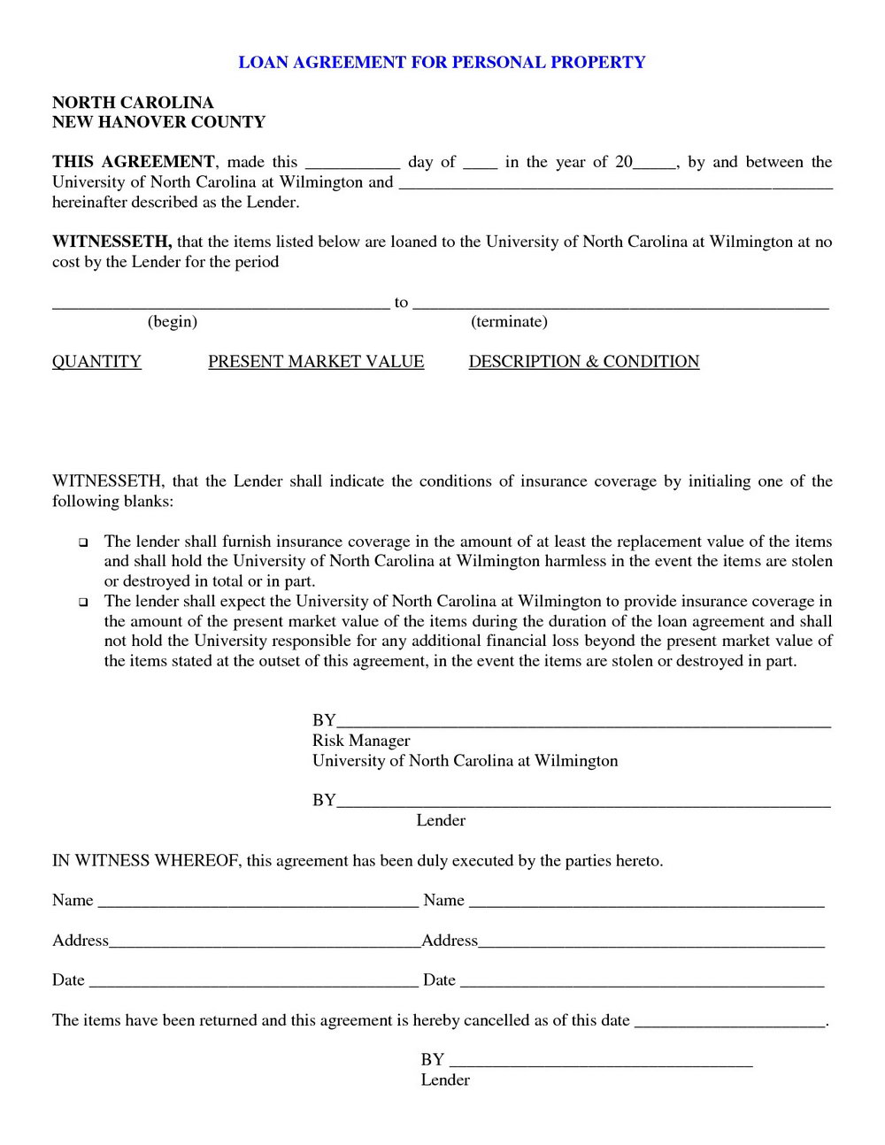 Parenting Plan Agreement Template