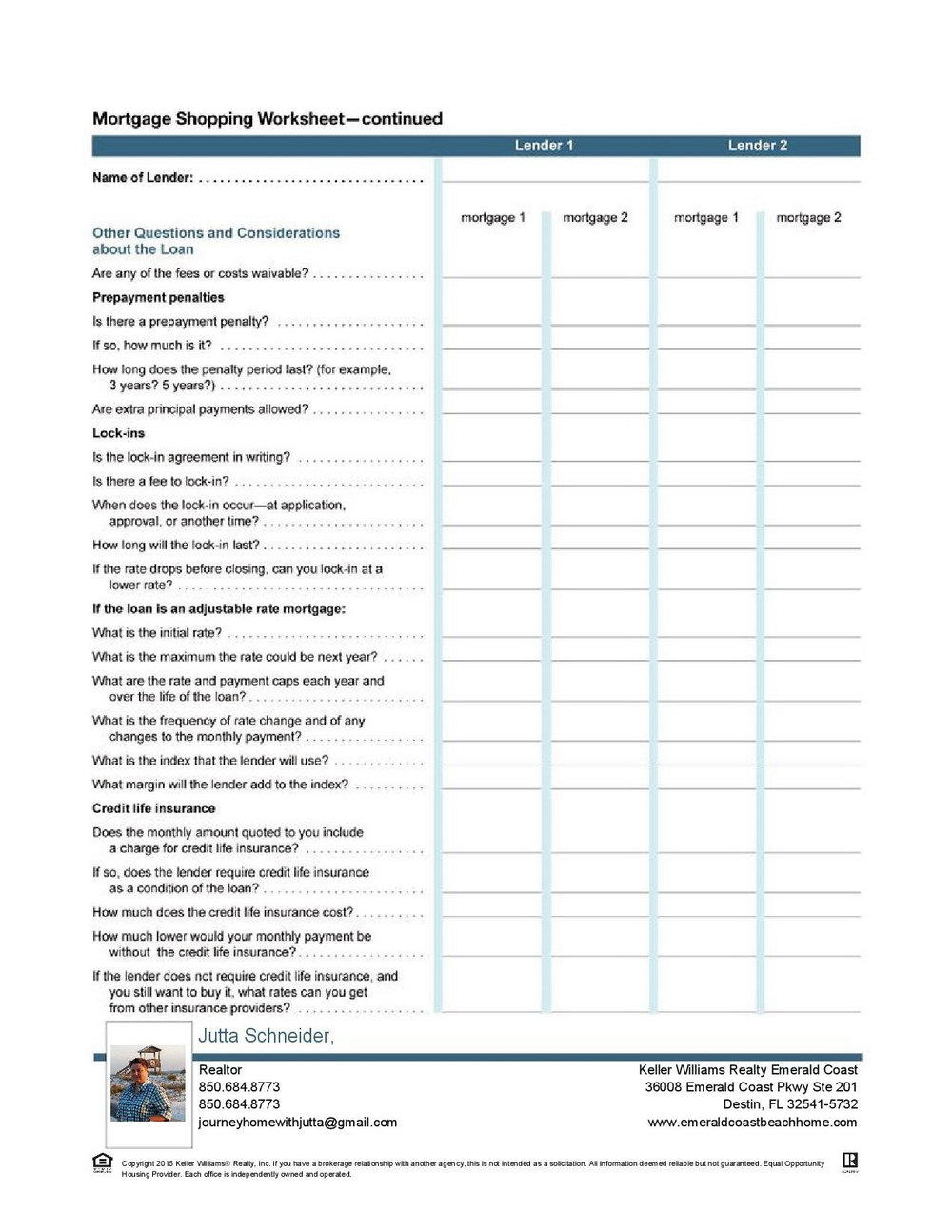 Va Irrrl Worksheet Form