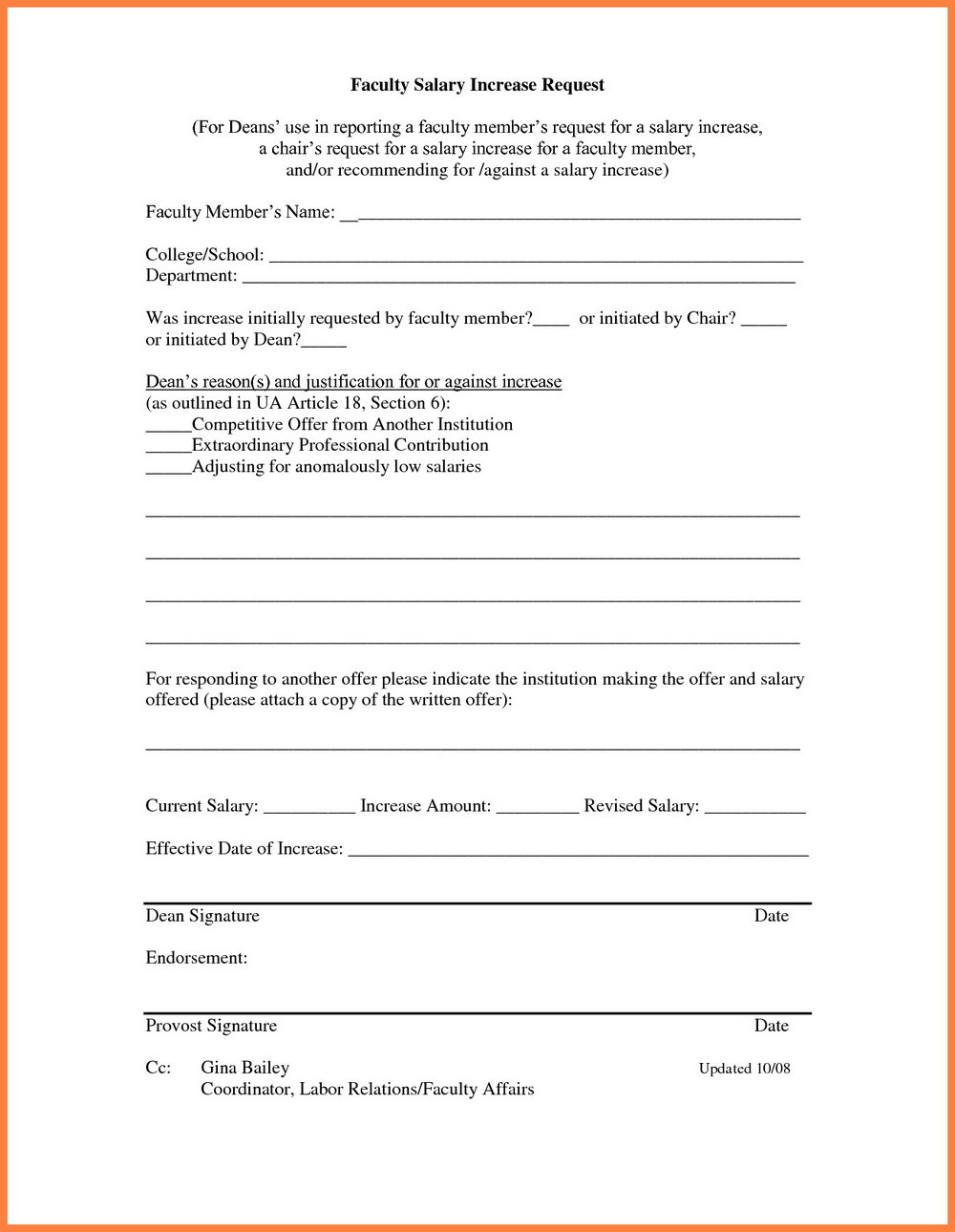 Ach Request Form Template