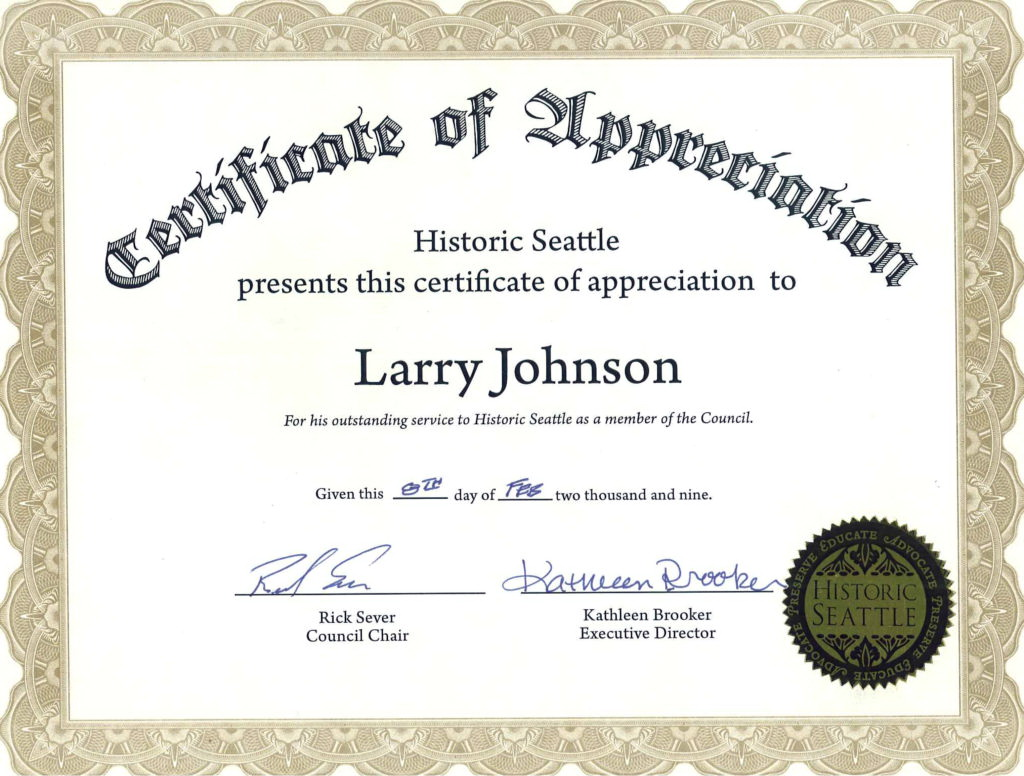 Appreciation Certificate Template For Teachers