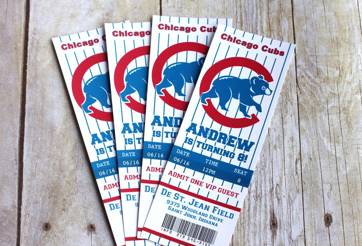 Baseball Ticket Template Free Download