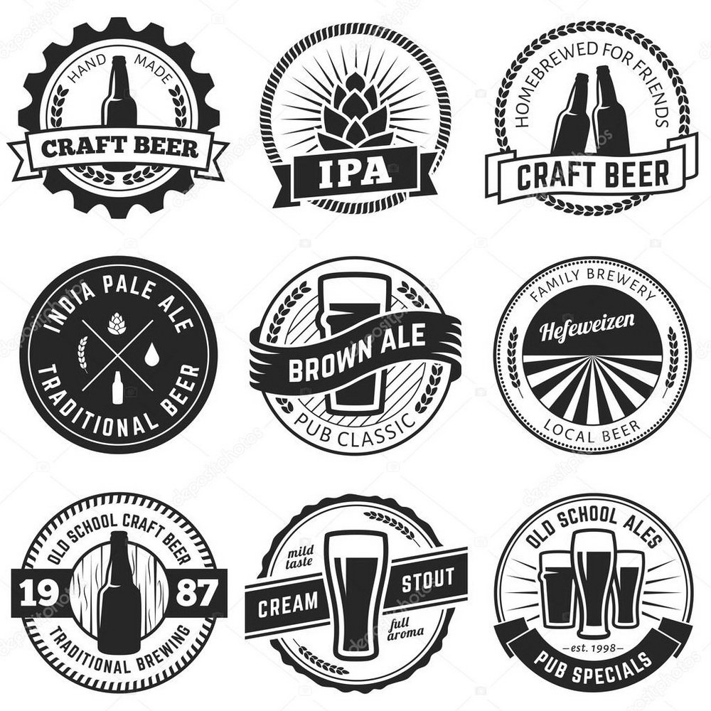 Beer Label Template Free