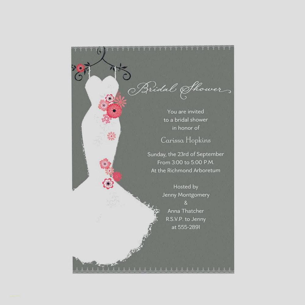 Blank Bridal Shower Invitations Templates