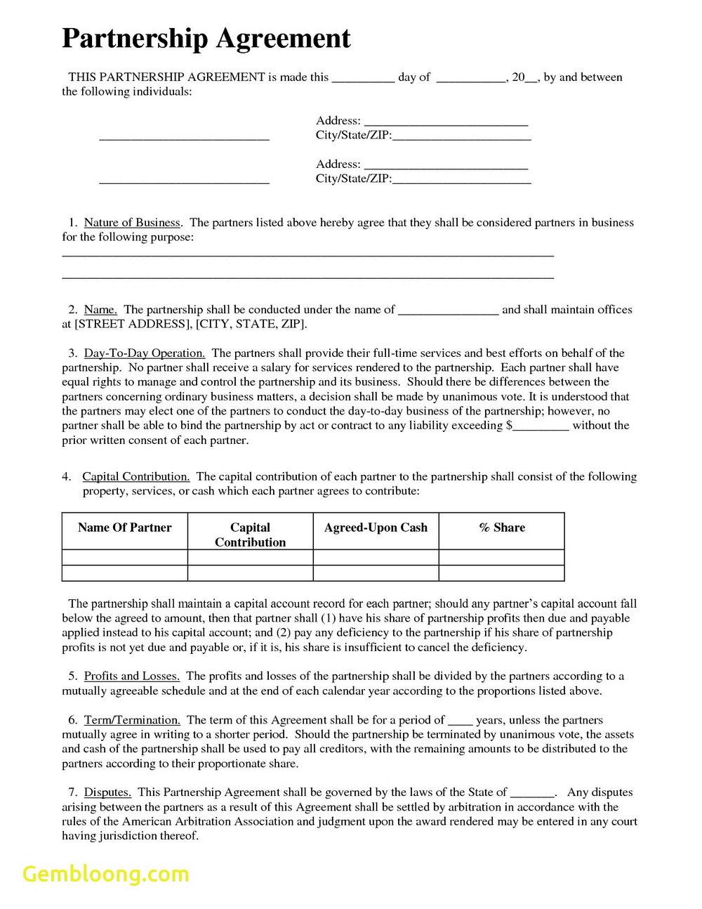 Business Associate Agreement Template