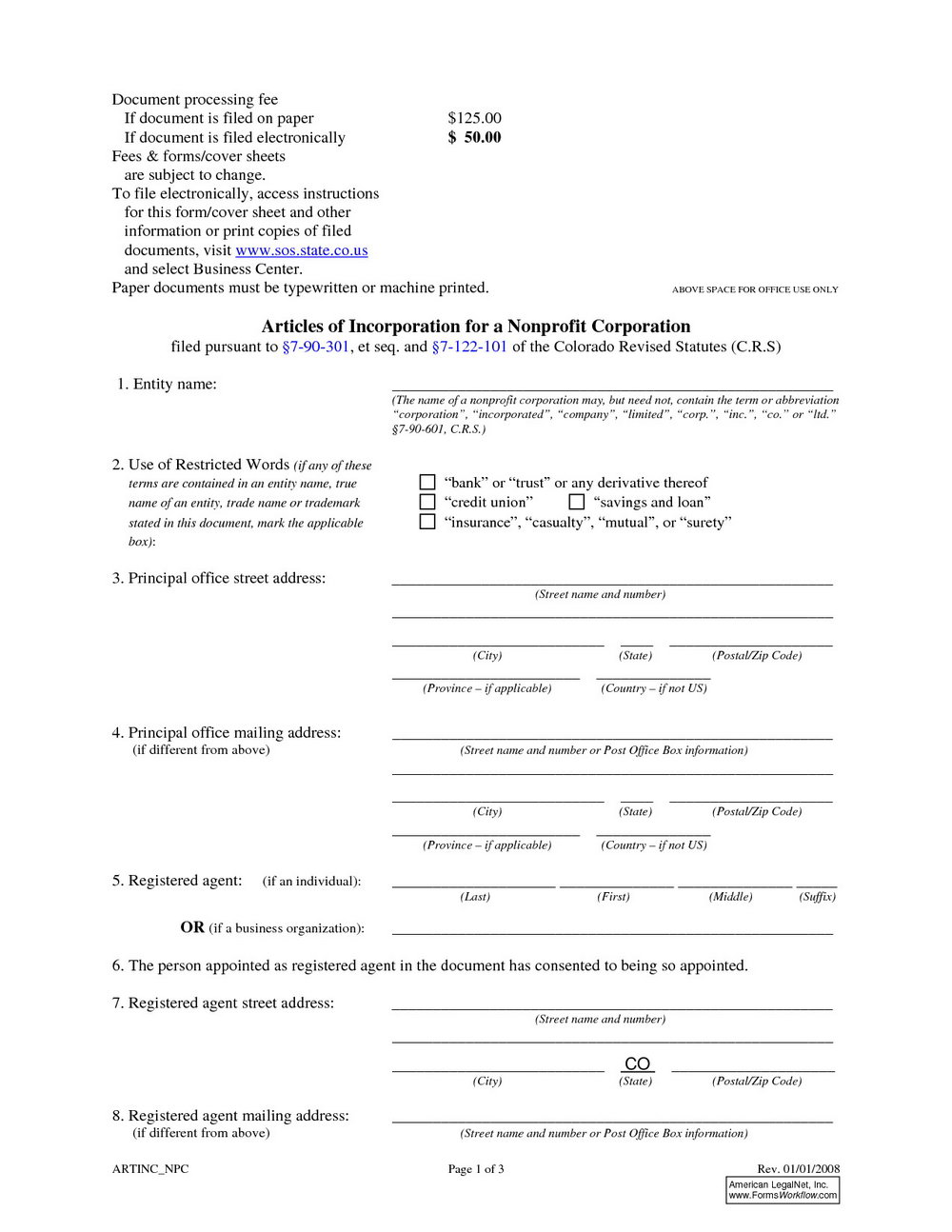 Corporate Bylaws Template Illinois