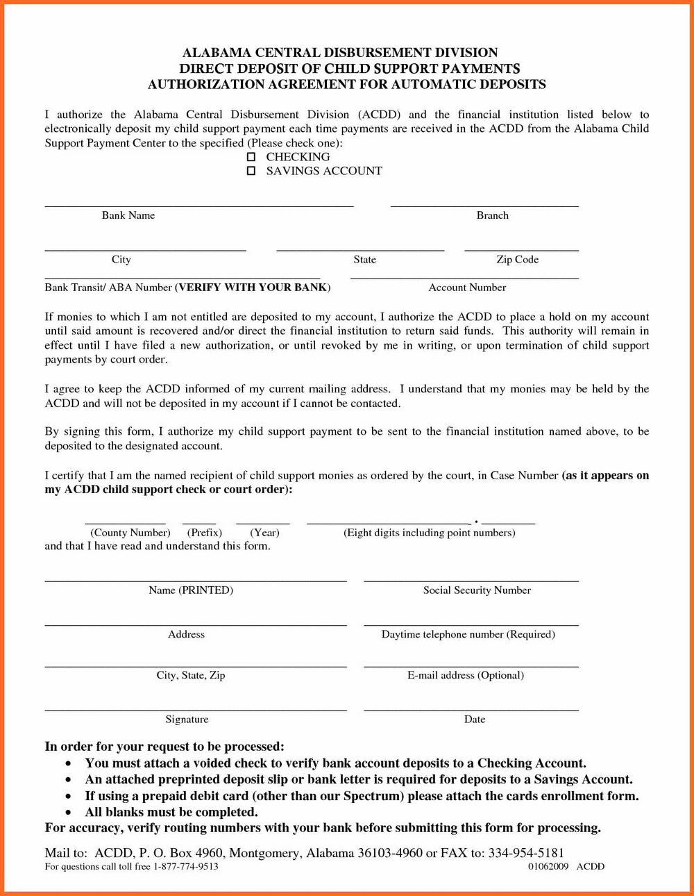 Divorce Agreement Template Word