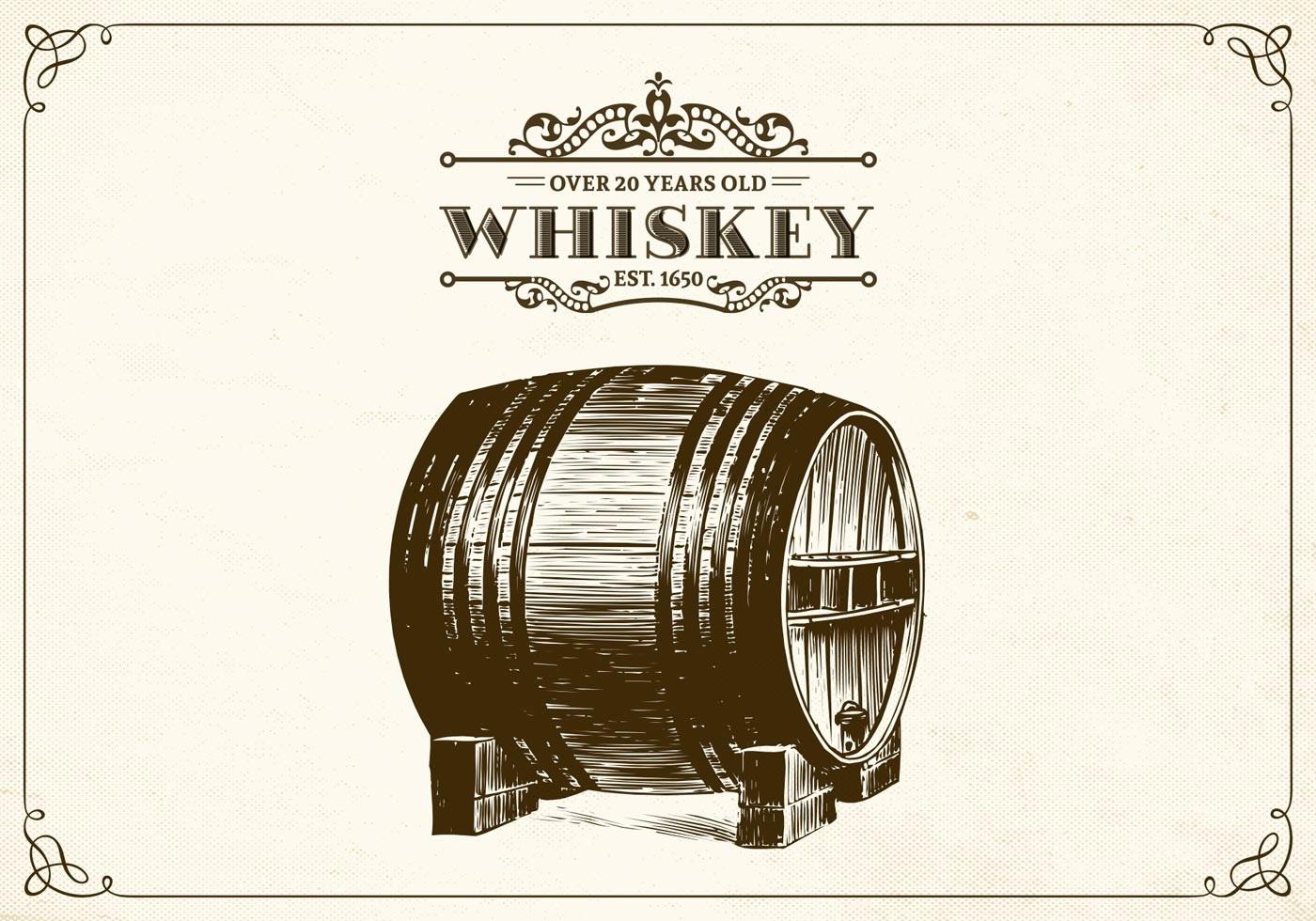 Editable Jack Daniels Label Template