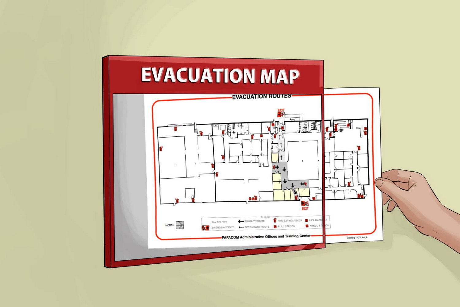 Emergency Evacuation Plan Template For Business