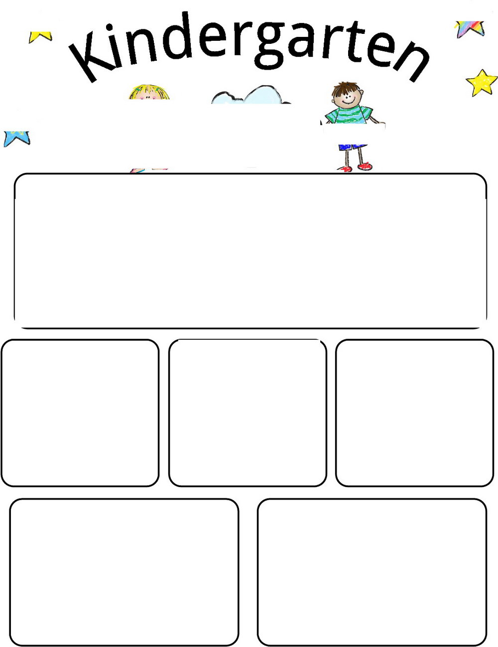 Free Editable Preschool Newsletter Templates For Word