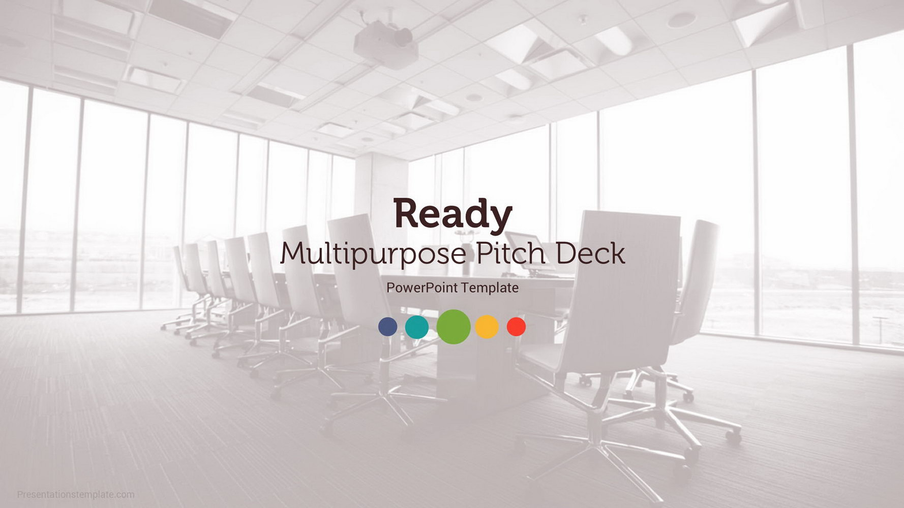 Free Pitch Deck Template Download