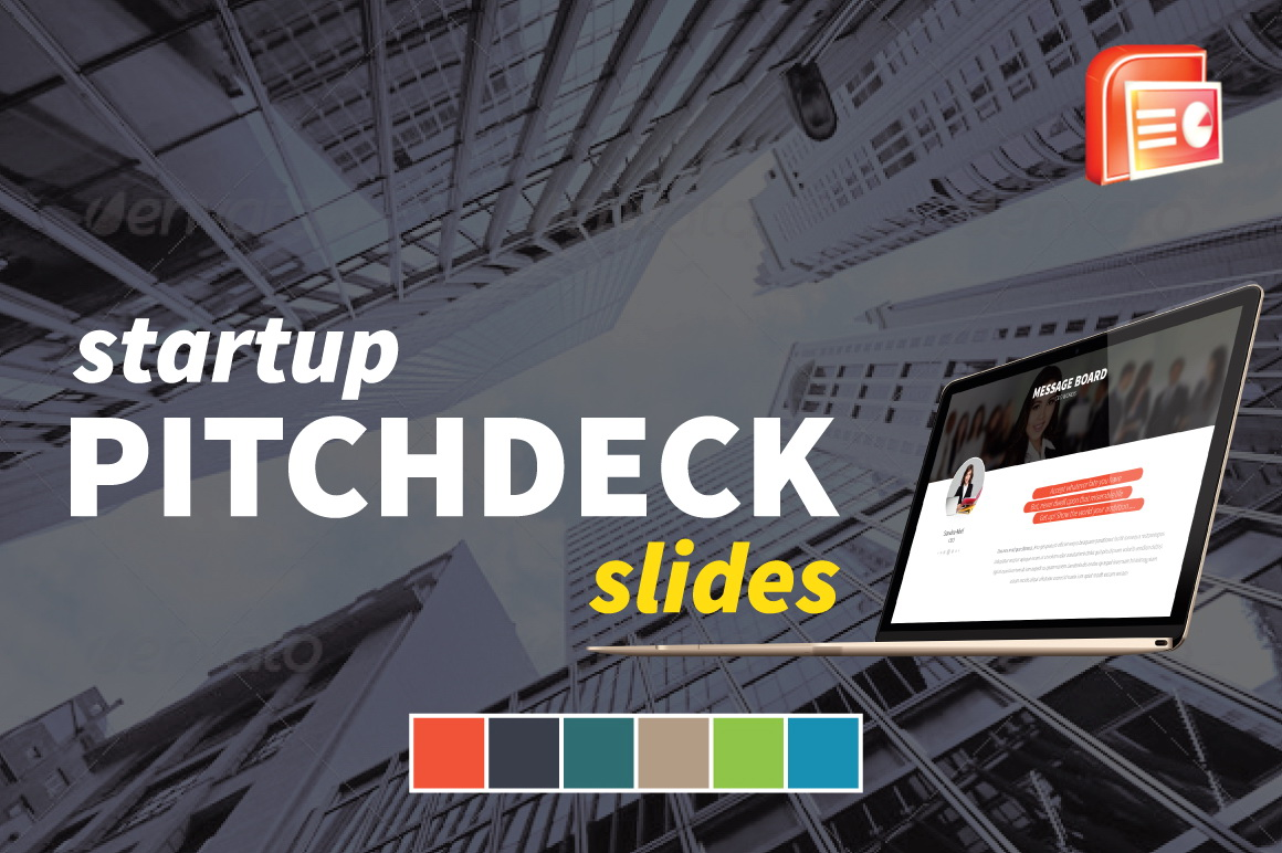 Free Pitch Deck Template Ppt