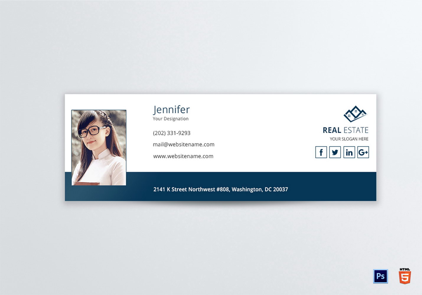 Html Email Signature Template Github