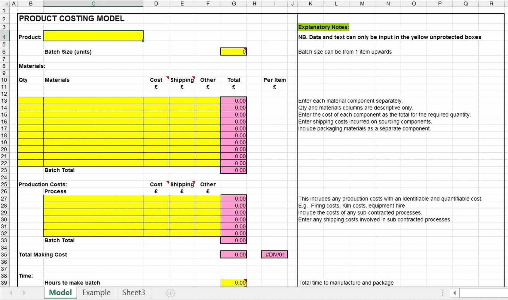 Quickbooks Chart Of Accounts Excel Template
