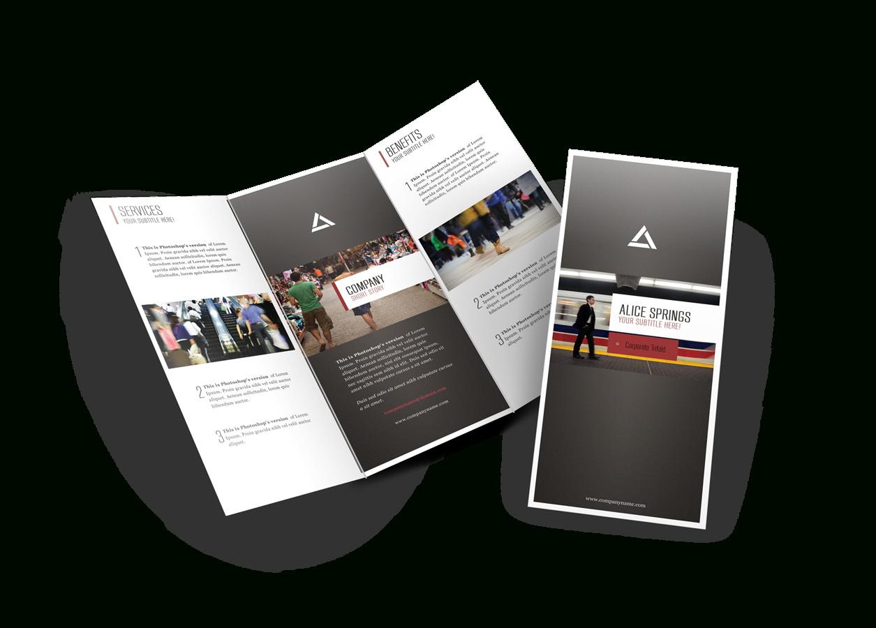 Vistaprint Brochure Templates Free Download | Best & Profess
